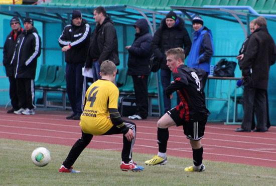 Закрытие сезона Бобруйской лиги любительского футбола
