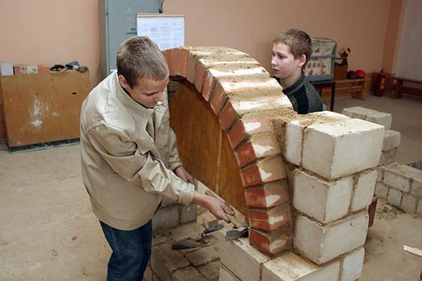 День открытых дверей прошел в строительном колледже Бобруйска