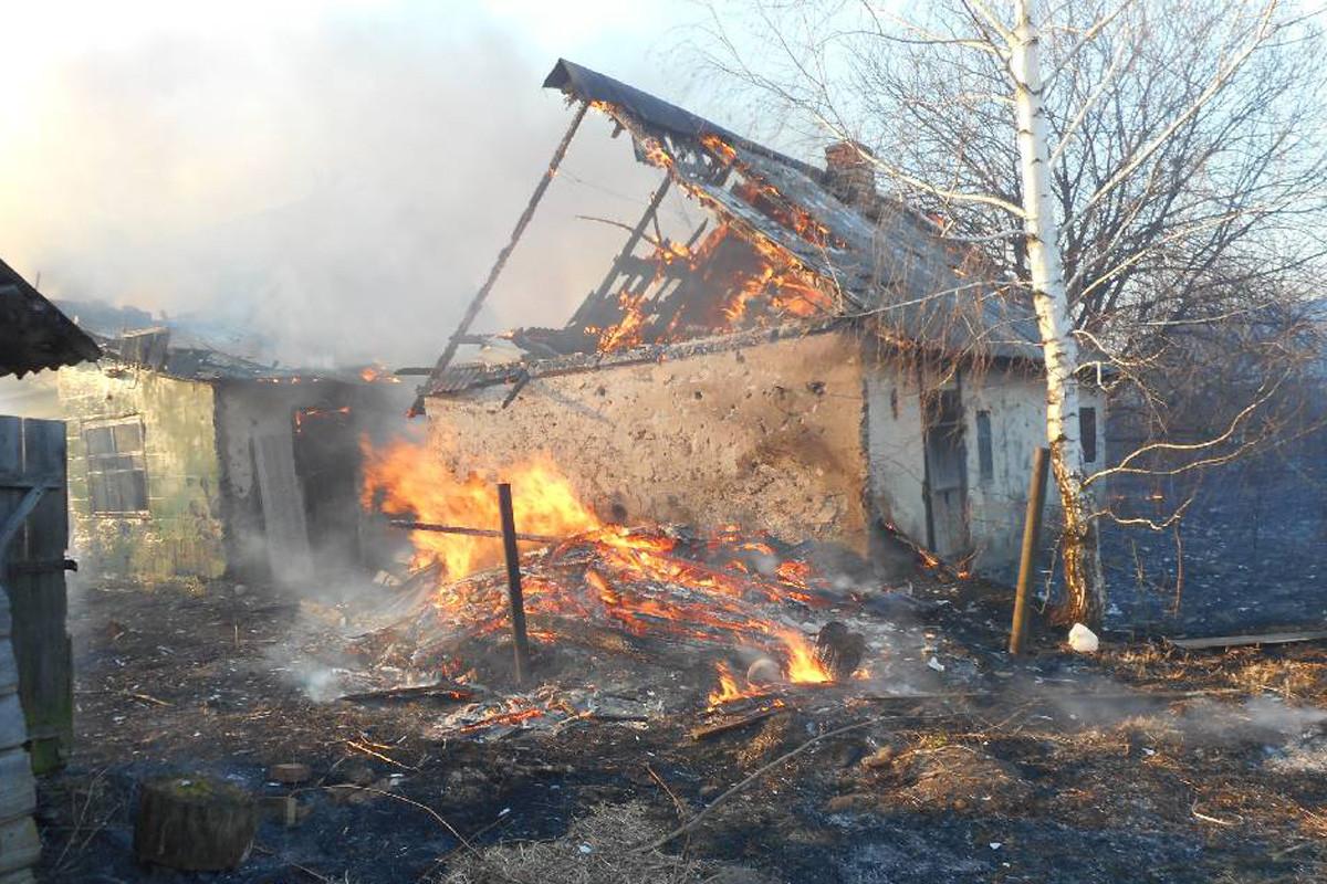 В Забайкалье сгорели 70 домов, есть пострадавшие