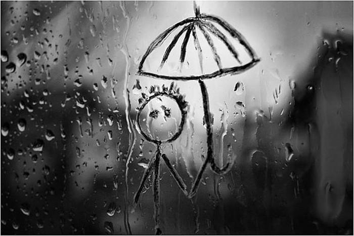 В выходные будет прохладно и дождливо