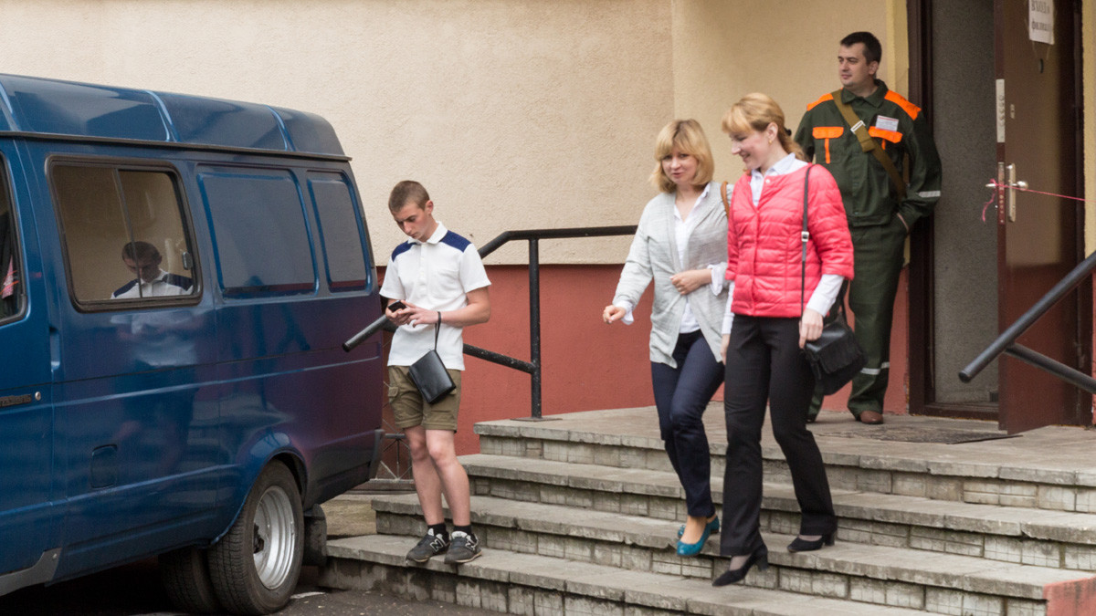 Учения в ОАО «АСБ Беларусбанк»