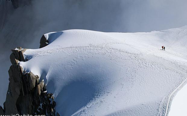 Фотограф показал 365-гигапиксельный панорамный снимок горы Монблан