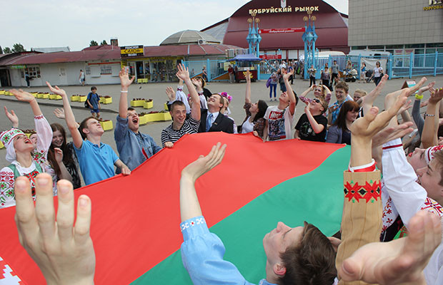 Бобруйск в объективе «Минск 24 ДОК»