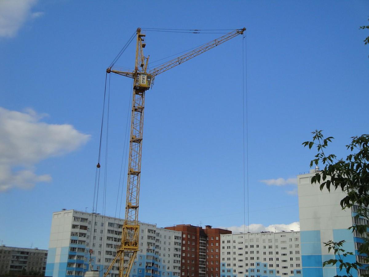 В июне начнут возводить еще одну 18-этажку – на улице М.Горького