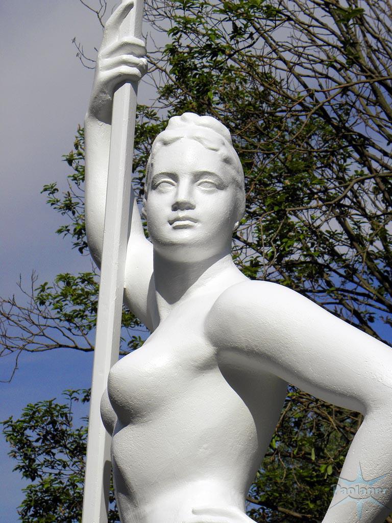 В Бобруйске создают парк советской скульптуры