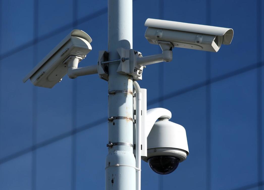 В Бобруйске активно устанавливают камеры видеонаблюдения