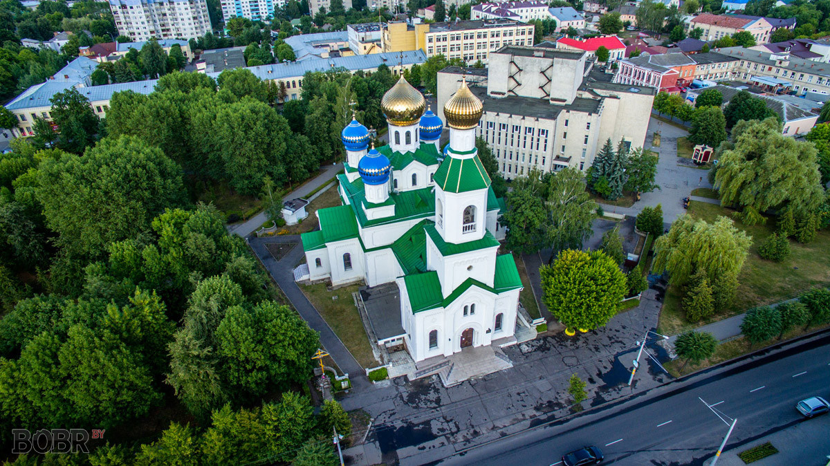 Свято-Николаевский собор В Бобруйске