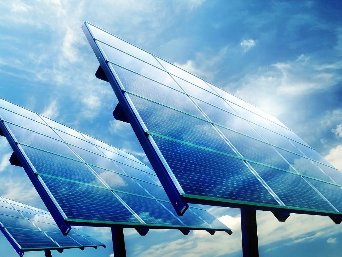 В Бобруйске работает крупнейшая в стране фотоэлектростанция