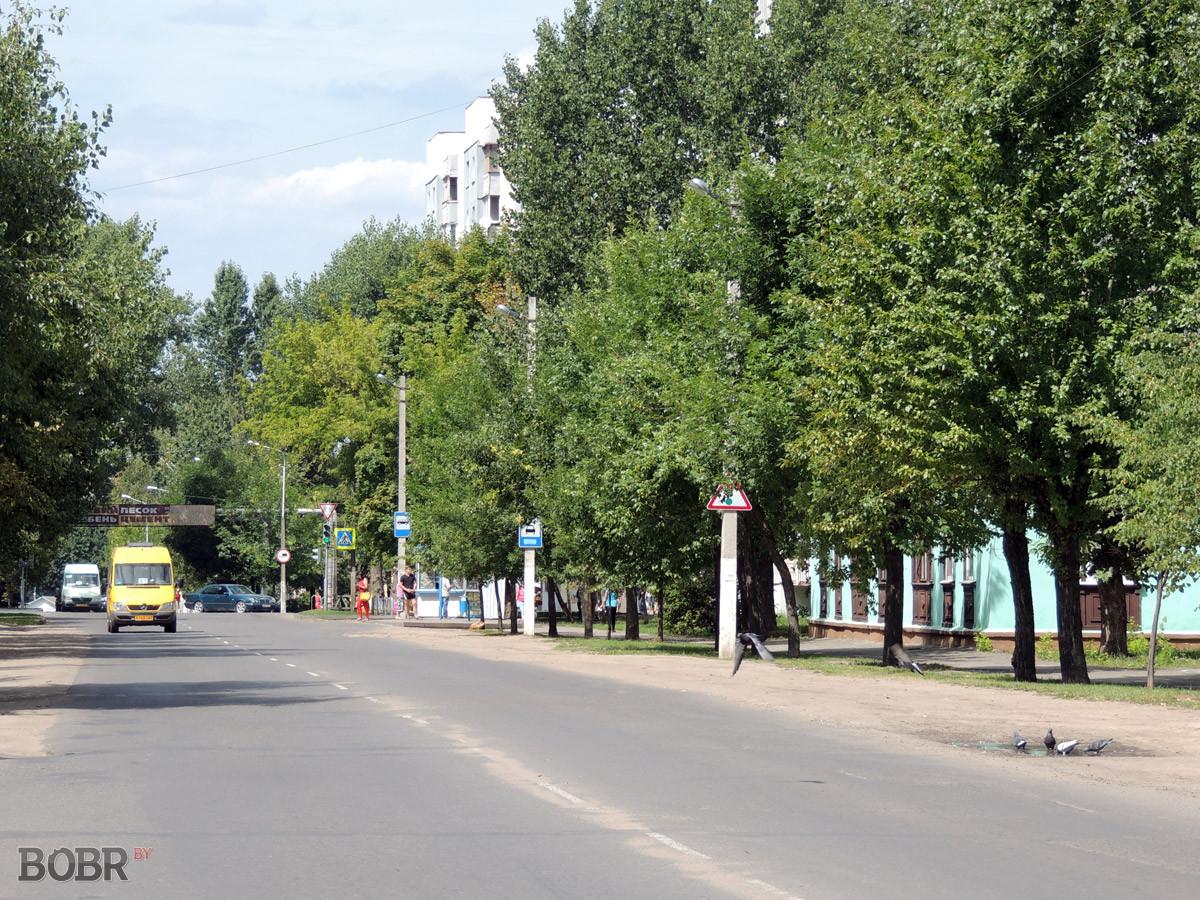 Авиагородок Бобруйск