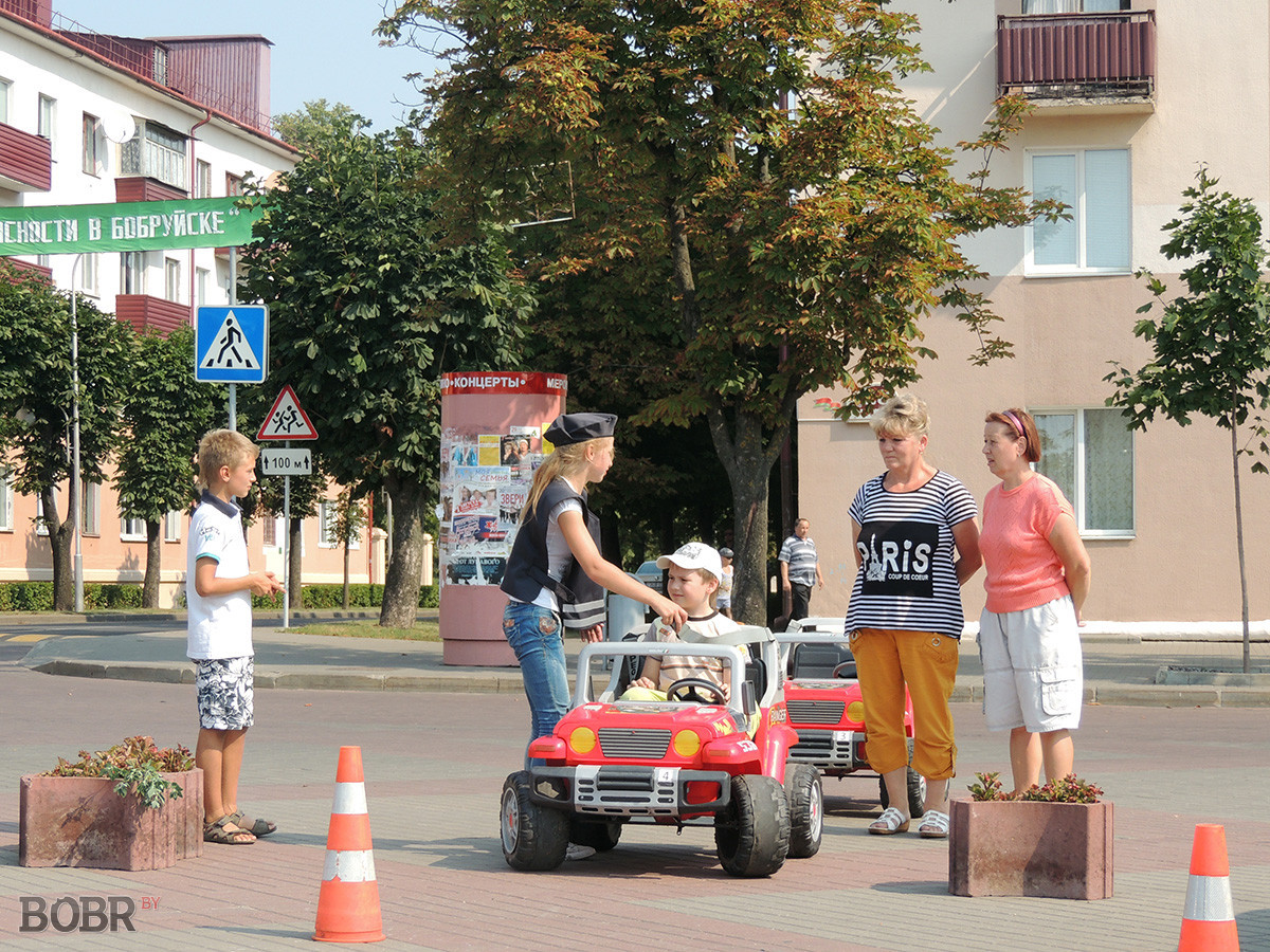 «День безопасности» в Бобруйске