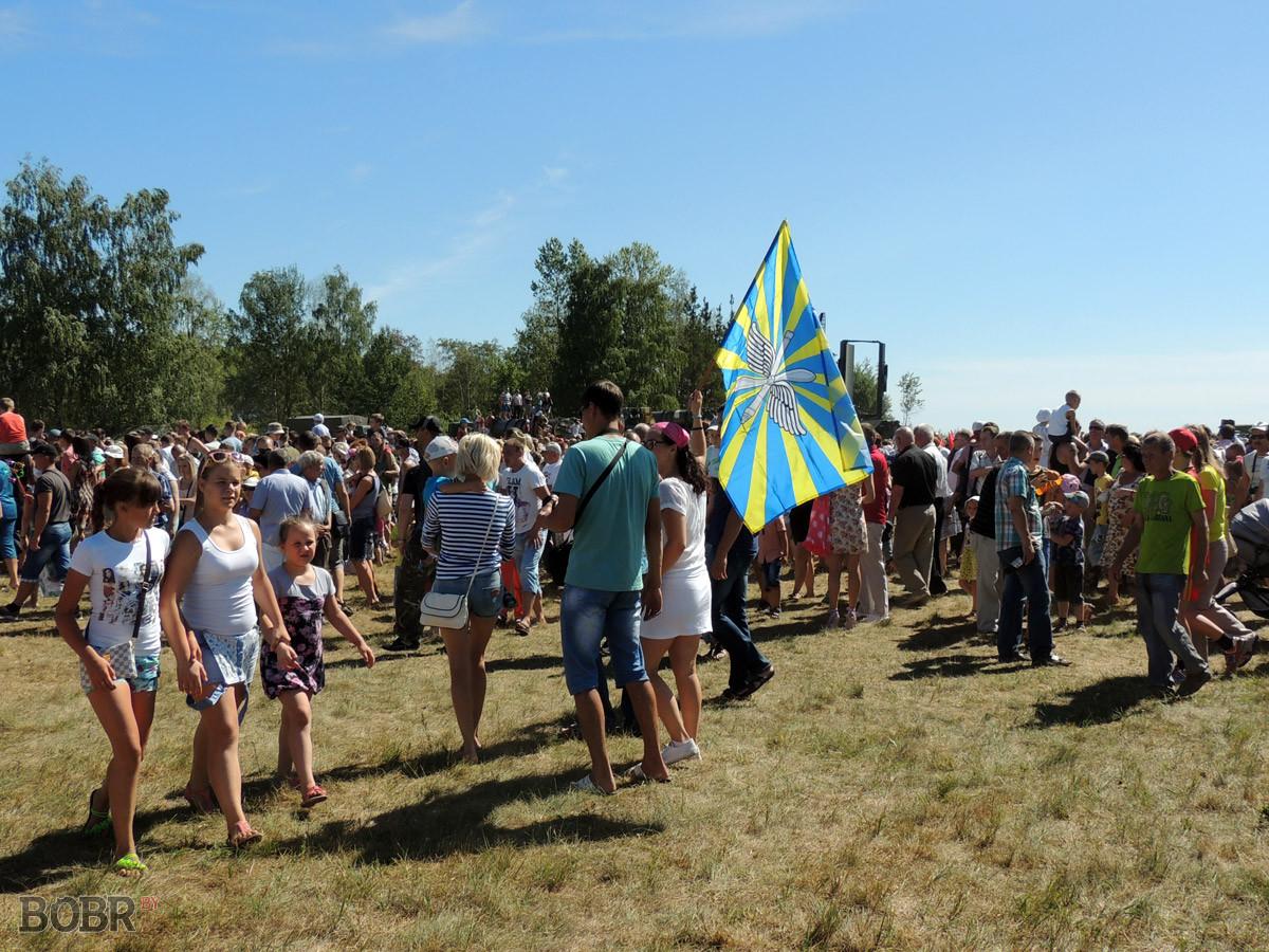 Во время рабочей планерки председатель горисполкома Андрей Коваленко раскритиковал организацию прошедшего на выходных Дня Военно-воздушных сил.