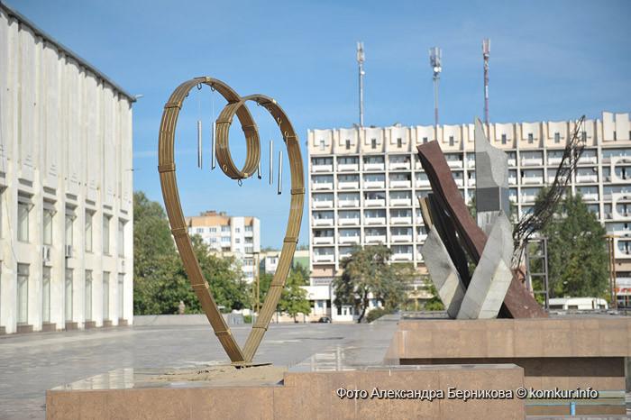 Нержавеющее сердце Первомайского района