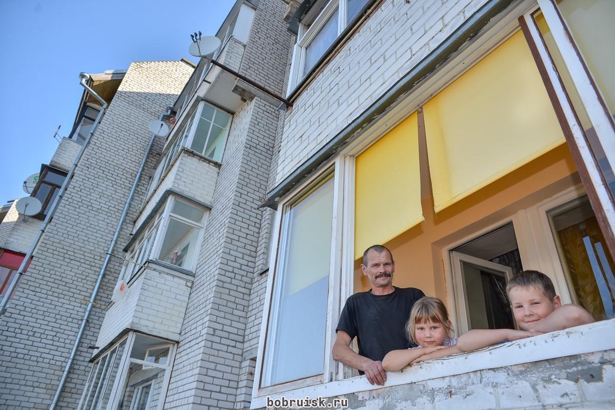 Улица Днепровской Флотилии