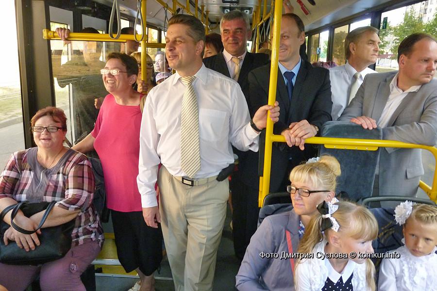 В Бобруйске торжественно открылась новая улица!