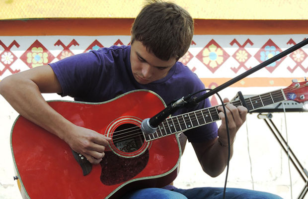 Что играть на конкурсе гитаристов