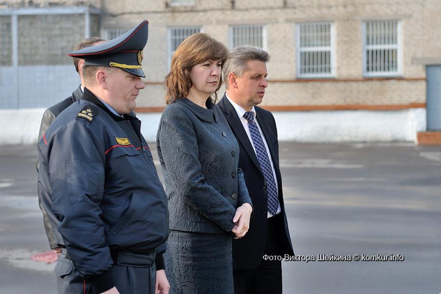 Вице-премьер правительства побывала в Бобруйске