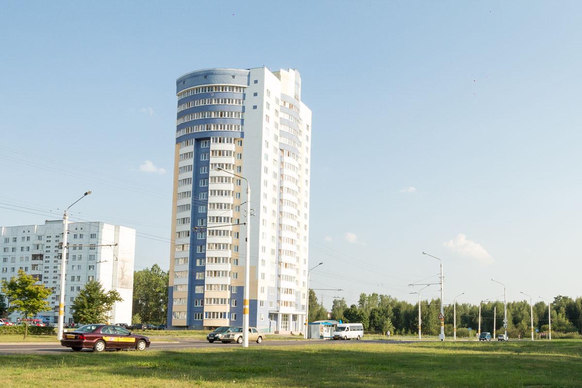 ОАО «БобруйскСтройКомплекс» - застройщик первого 18-этажного жилого дома в Бобруйске.