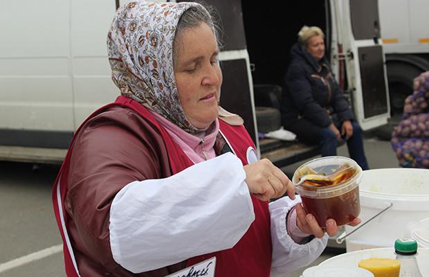 Бобруйчане готовятся к предстоящей зиме