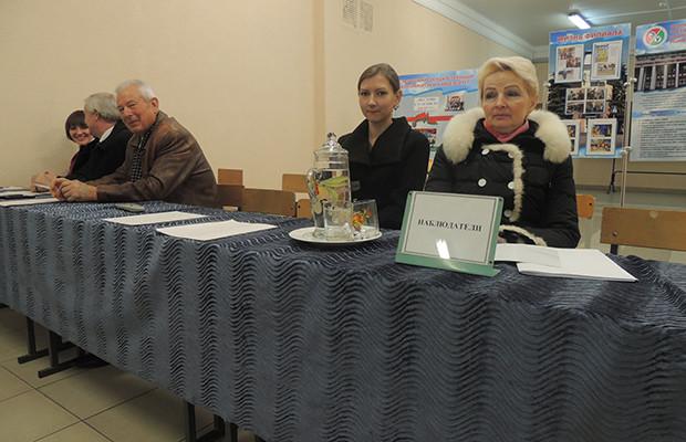 Наблюдатели из России и Казахстана посетили избирательный участок №40. Нарушений нет.