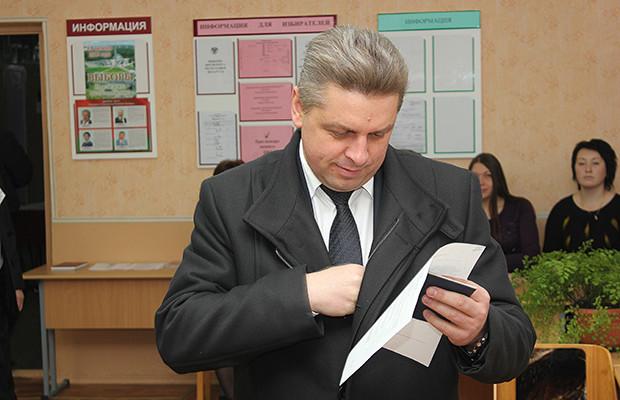 «Я, как и все бобруйчане, белорусы, голосую за будущее нашей Республики Беларусь!»