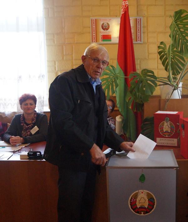выборы в Бобруйском районе
