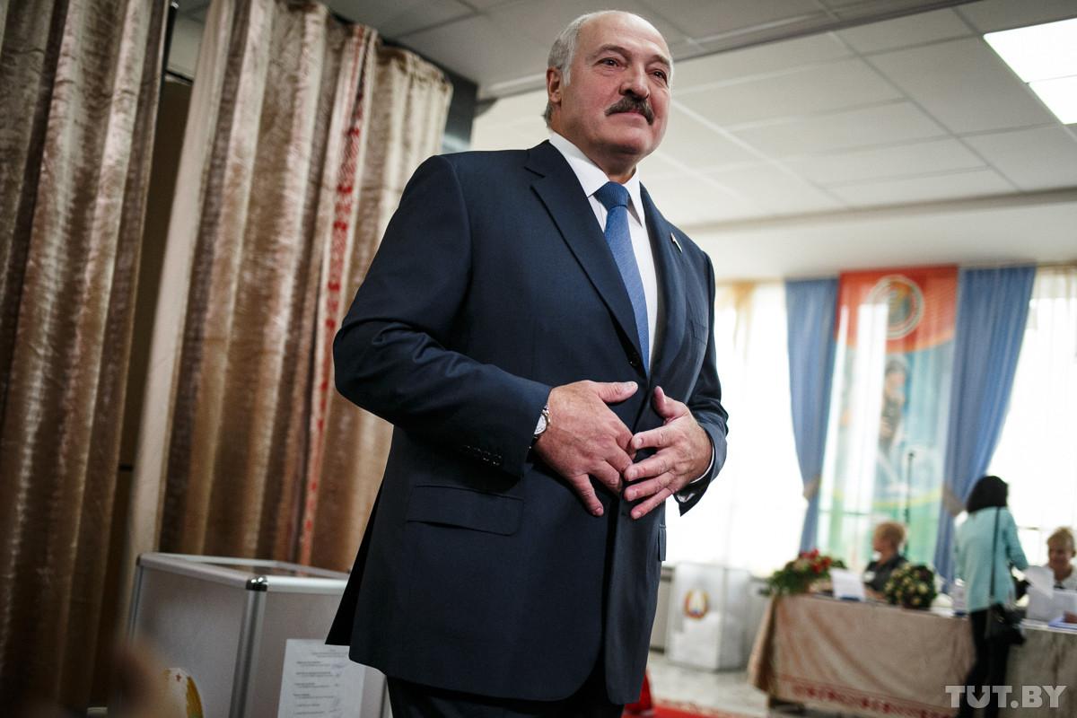 1994-2020. Александр Лукашенко избран на пятый срок