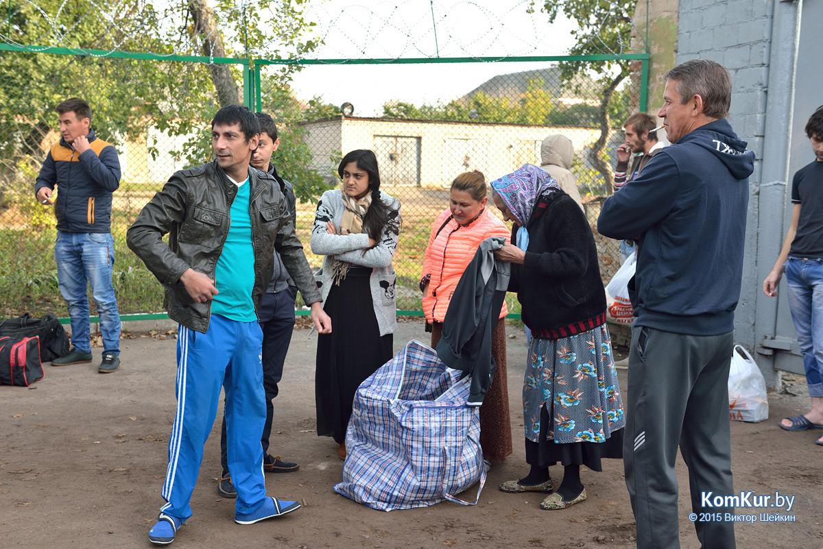Сезон охоты на нелегалов в Бобруйске
