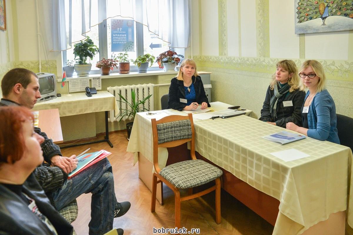 Избирателей в Бобруйске стало больше