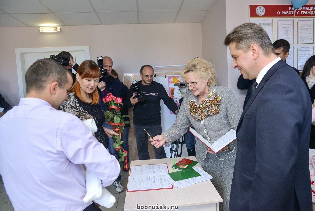 Пятитысячный ребенок рожден в Бобруйском роддоме после его реконструкции