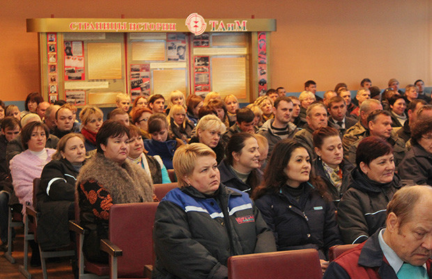 Бобруйск по численности населения – прирастает