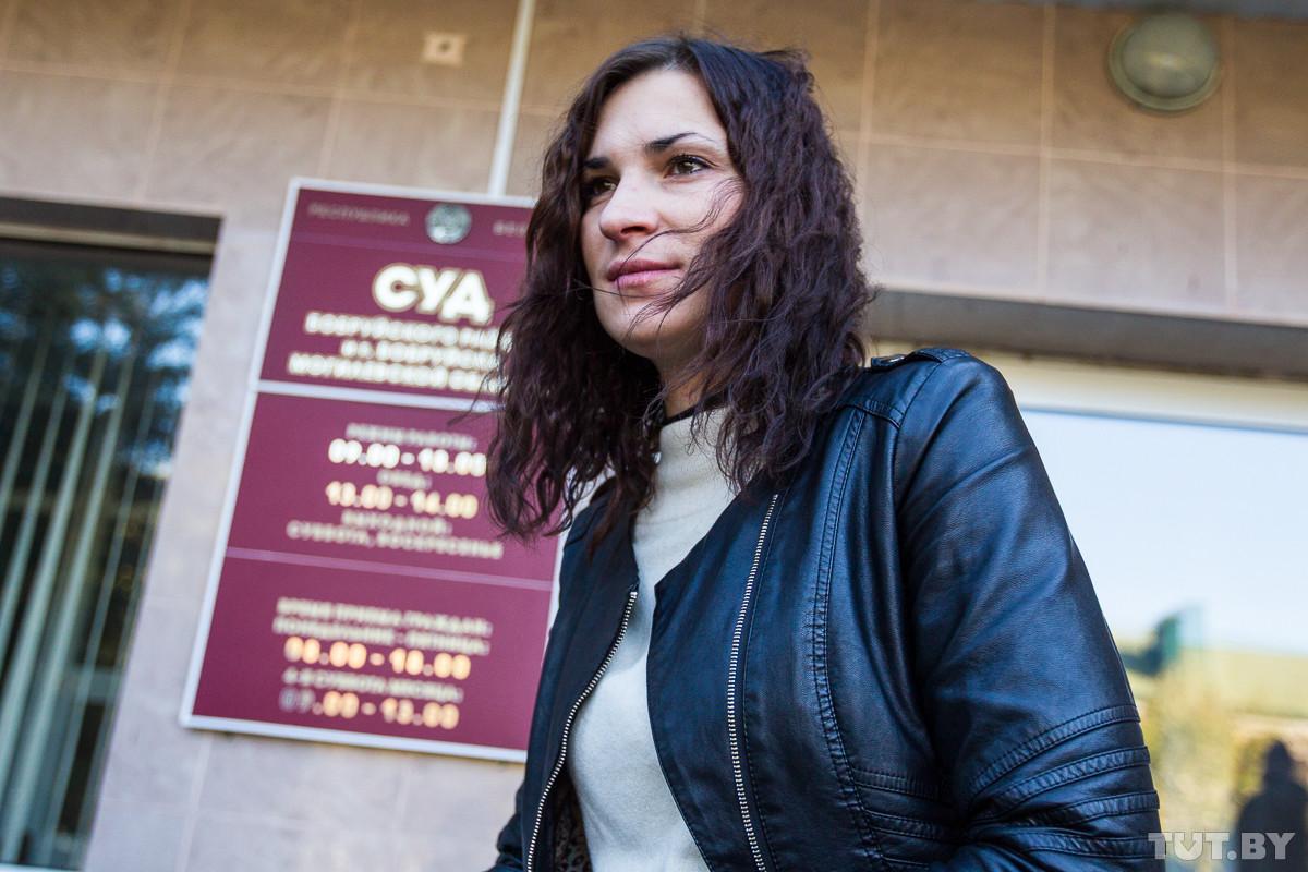 В Бобруйске вынесли приговор матери-одиночке двоих детей, которая «избила» милиционера