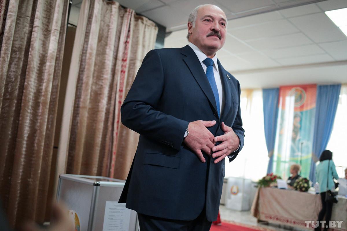 Лукашенко: выборы в Беларуси прошли по стандартам ООН, ОБСЕ, ПАСЕ