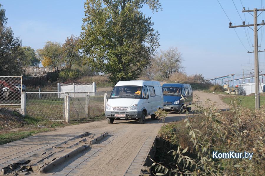 В Бобруйске проходит субботник
