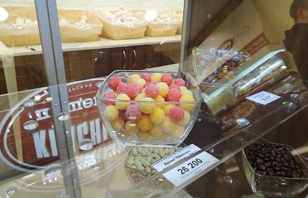 В Бобруйске после ремонта открылся магазин «Красного пищевика»