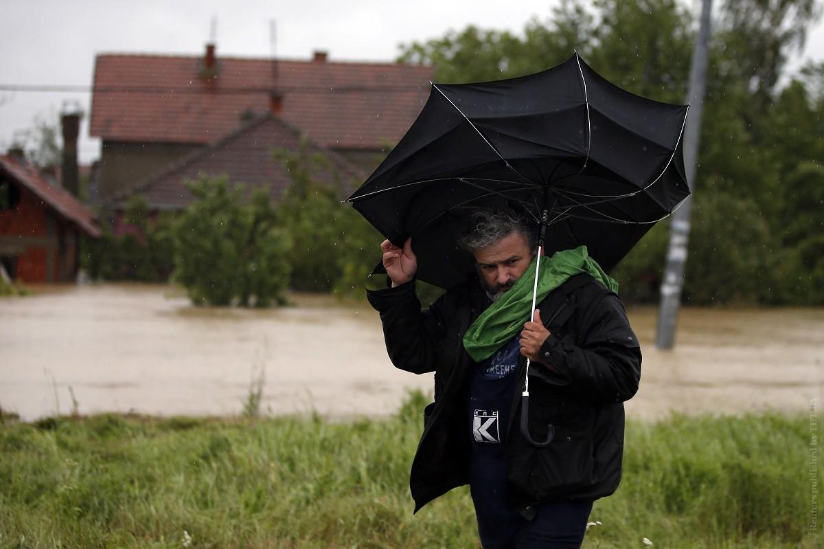 26 октября в Беларуси ожидается шквалистый ветер
