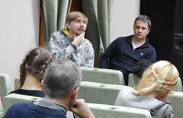 Белорусские драматурги и актеры театра готовят оригинальный проект о Бобруйске