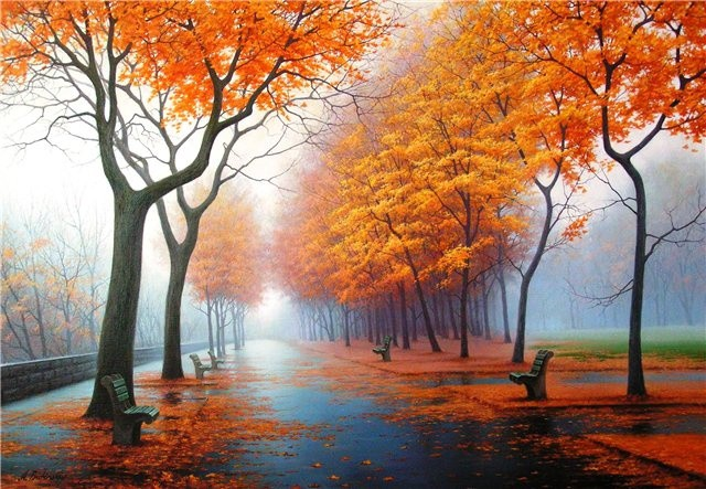 Ноябрь начнется с теплой и солнечной погоды