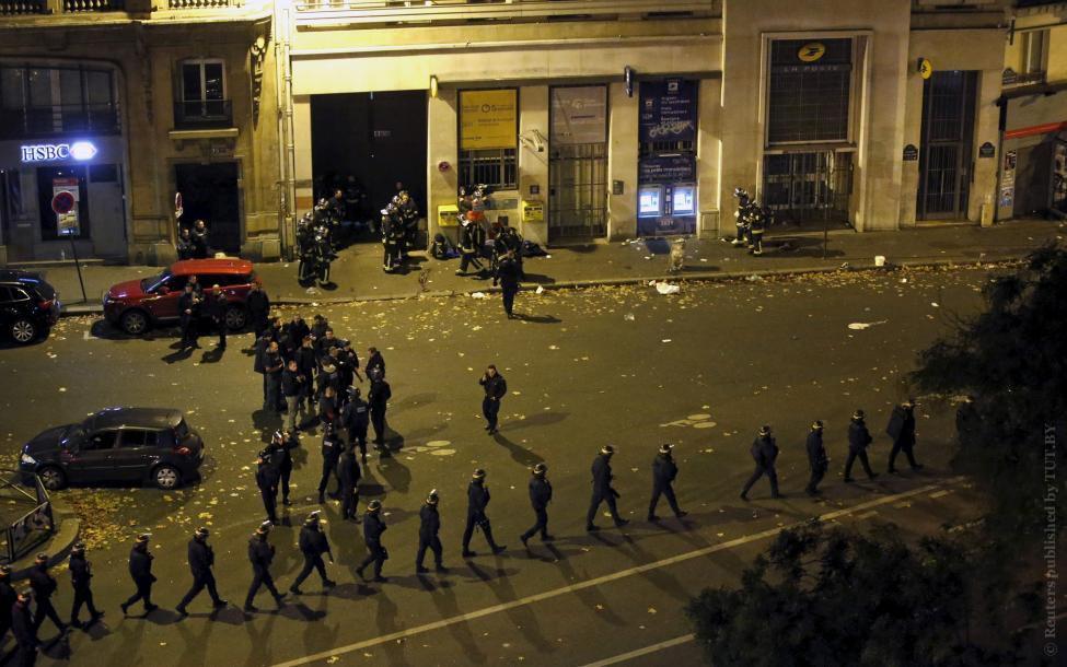«Все были подняты на уши». Белорусы в Париже о городе после теракта