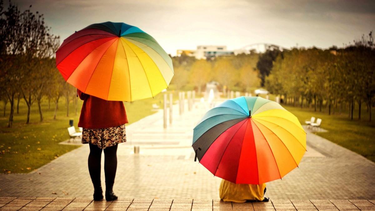 На неделе ожидается теплая, но дождливая погода