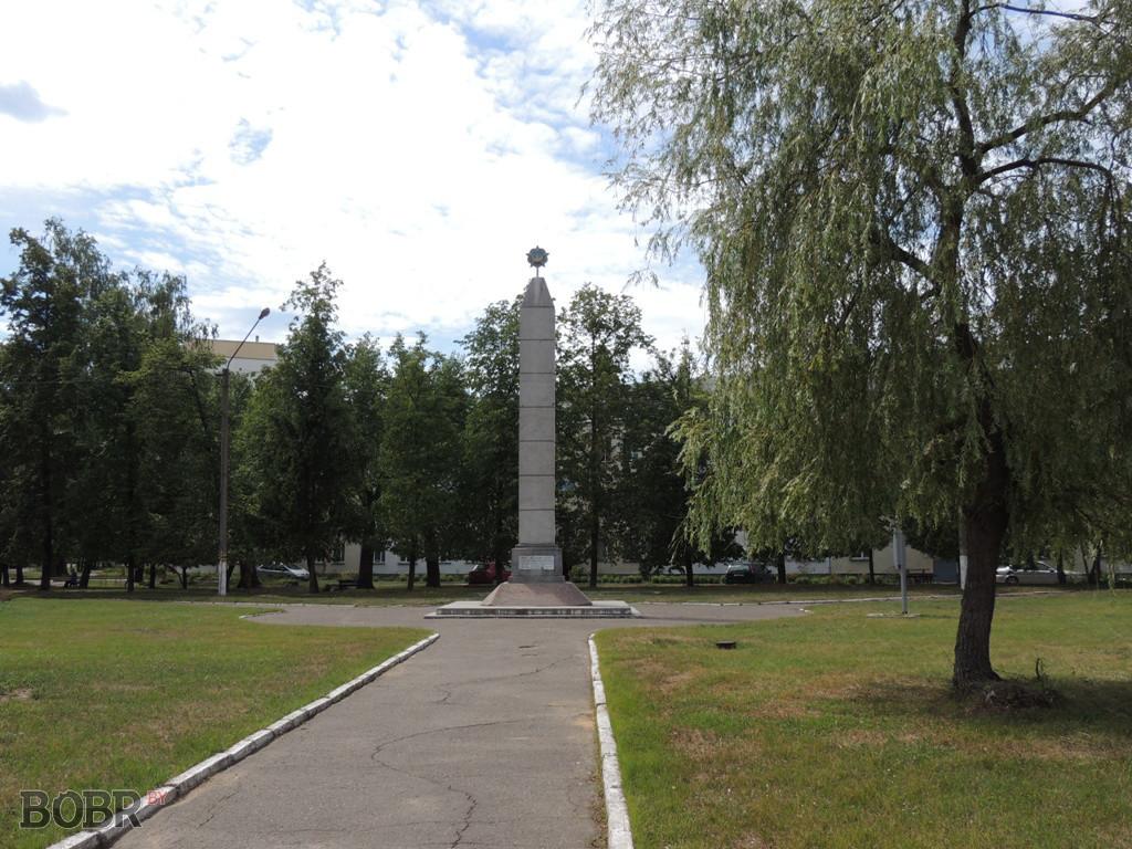В Бобруйске приведут в порядок памятники и обелиски