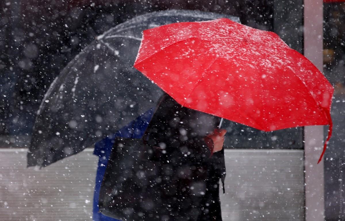 На предстоящей неделе ожидается неустойчивая погода