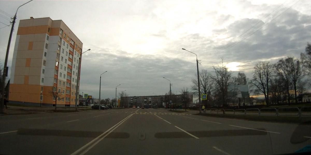 Переход на ул. Привокзальная площадь