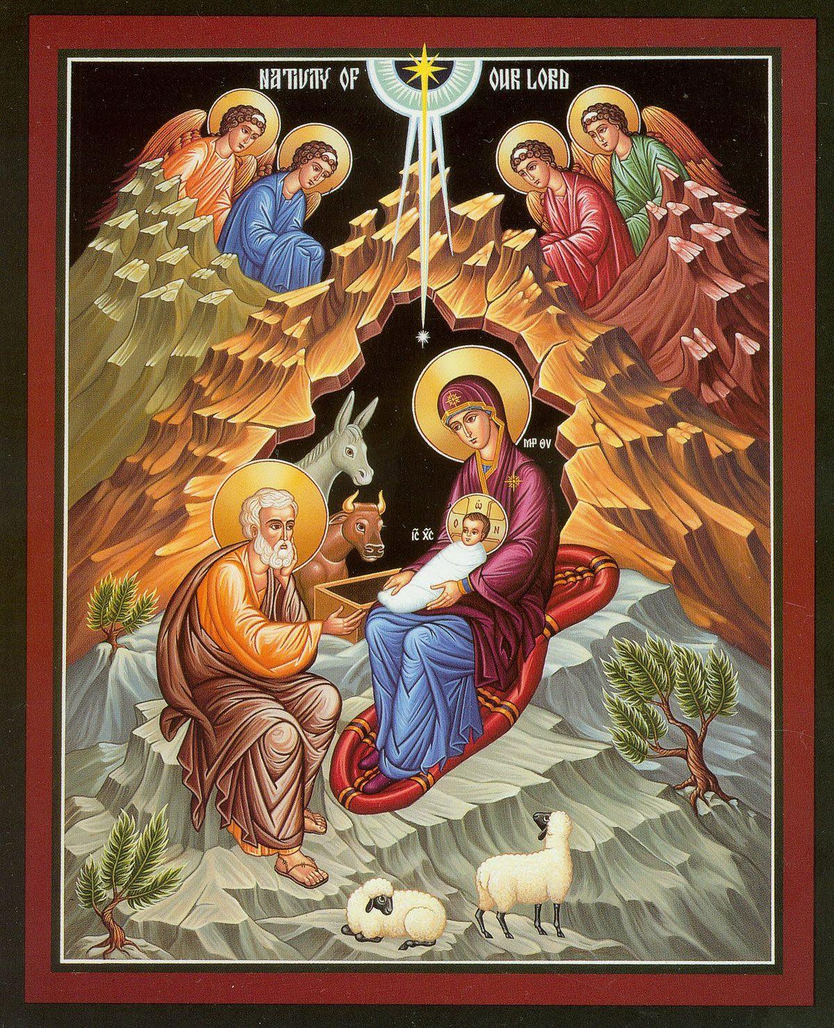 Рождественское послание епископа Бобруйского и Быховского