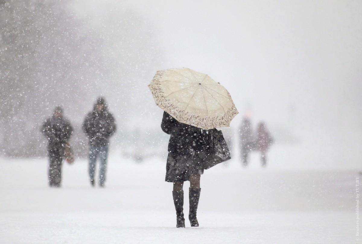 На текущей неделе установится погода, характерная для второй половины марта