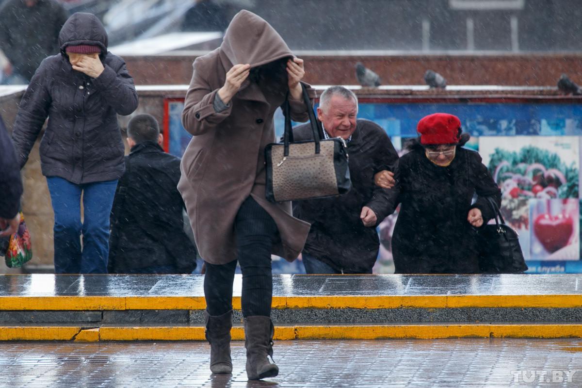 В среду, 3 февраля, ночью по северо-западу Беларуси, утром и днем во многих районах страны и в Минске ожидается усиление западного ветра порывами до 15-20 м/с, в дневные часы по Витебской области до 22 м/с.