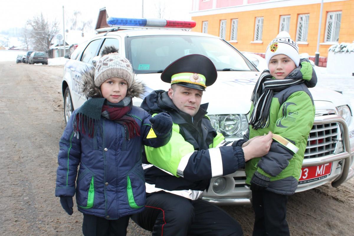 В городе проводится «Комплекс мероприятий по предупреждению ДТП с участием пешеходов».