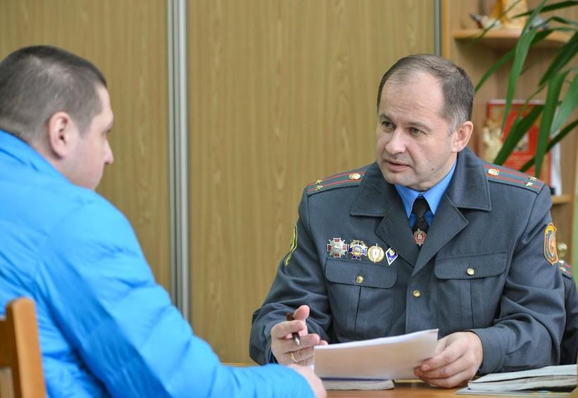 26 февраля 2016 года, с 16.30 до 17.00 проведет личный прием граждан ВРиОД начальника УГАИ УВД Могилевского облисполкома подполковник милиции Исаков Игорь Александрович.