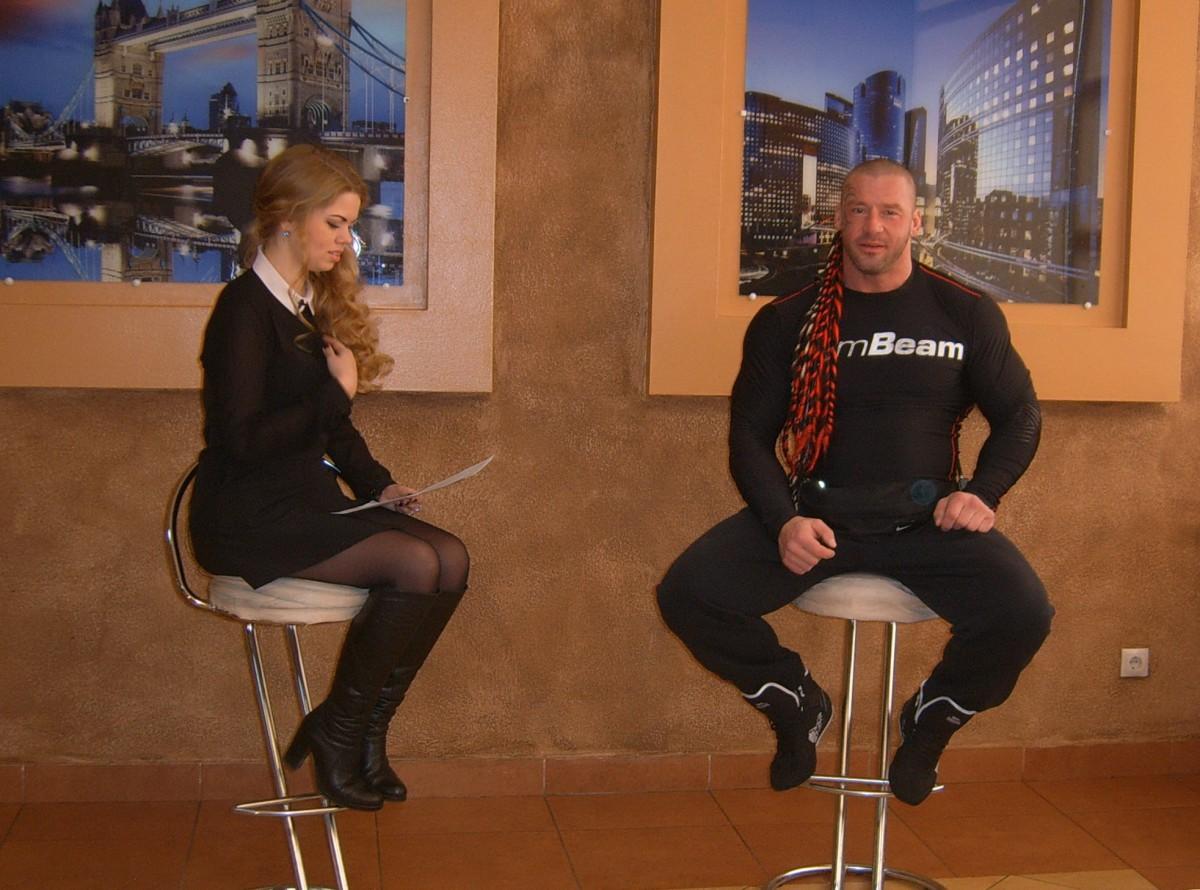 Maros Kanasz в программе «Без купюр»