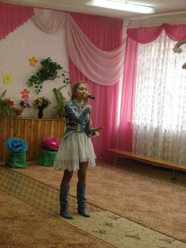 Праздничный концерт «Мамочке моей…»
