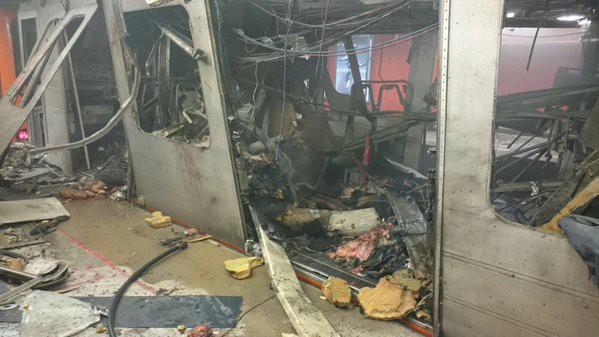Взрывы в аэропорту и метро в Брюсселе. Что известно на данный момент и кто виноват